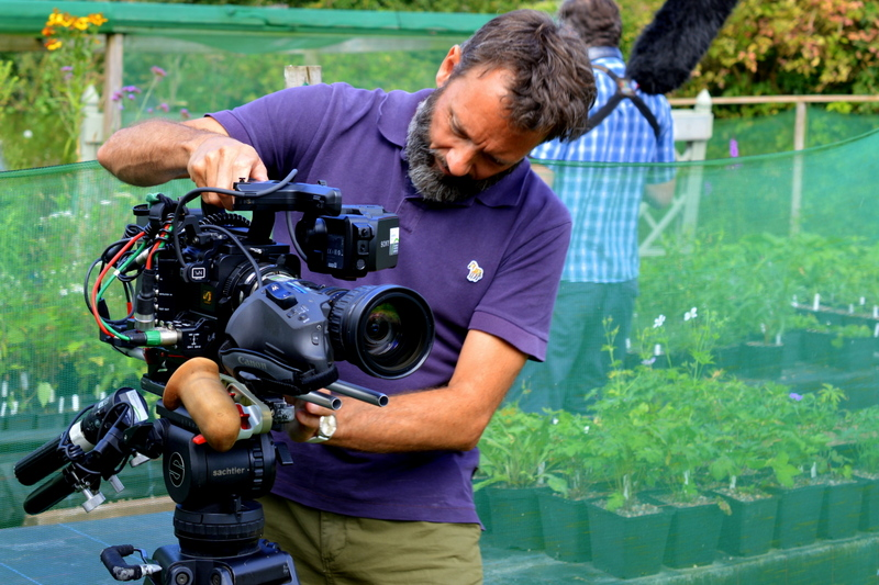 BBC Gardeners' World films the nursery August 2016. See blog for more info